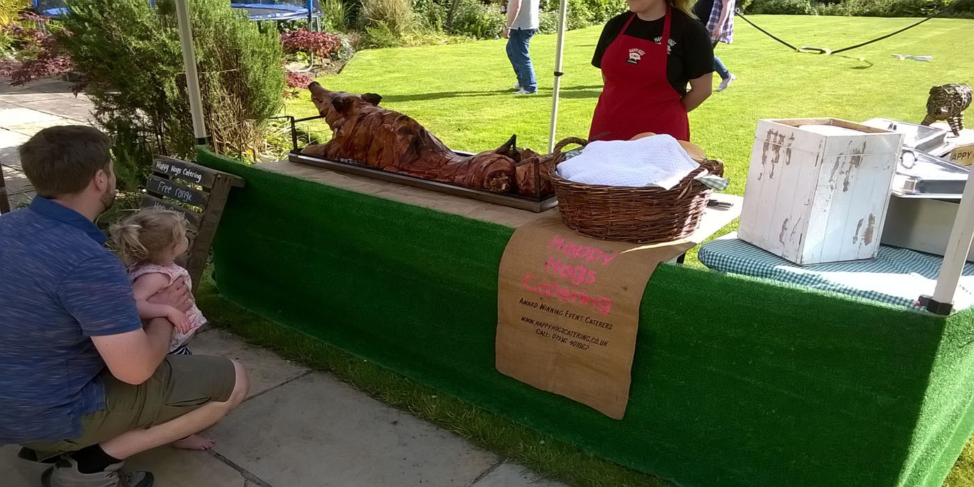 Hog Roast Caterers Sheffield